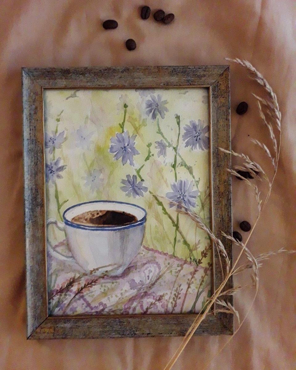 Chicory coffee (frm)
