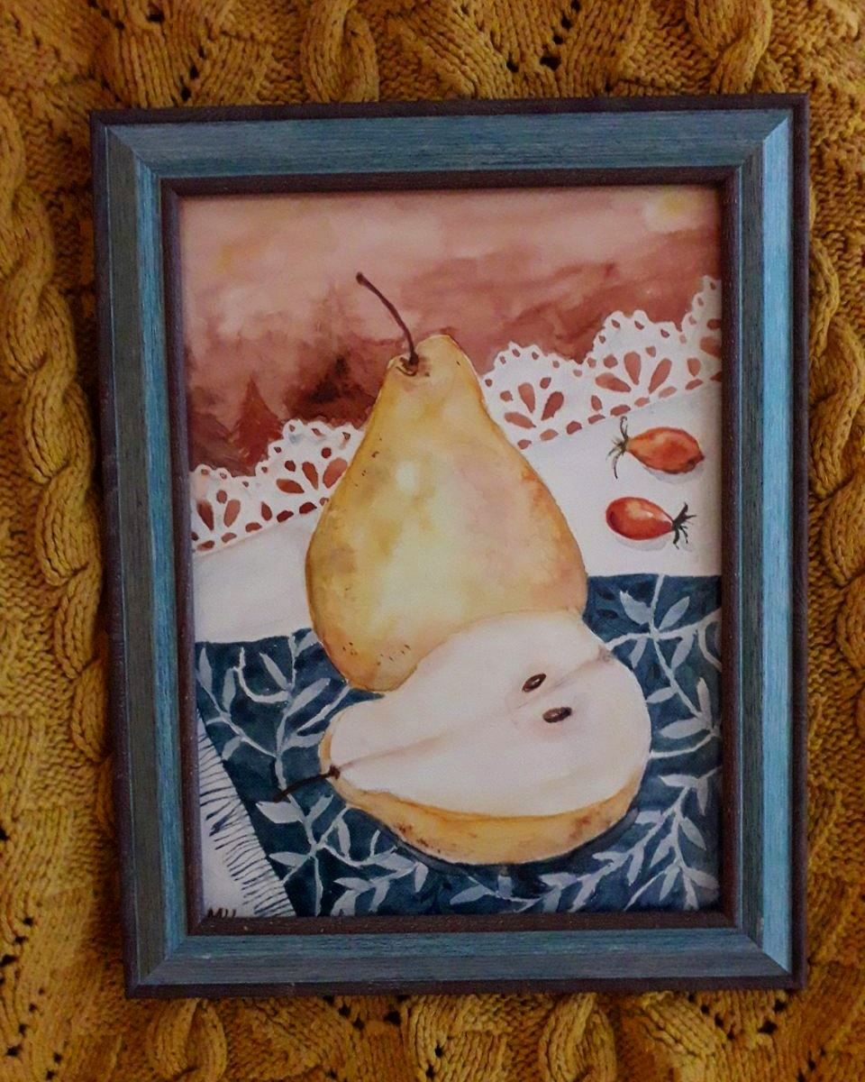 Scent of pear