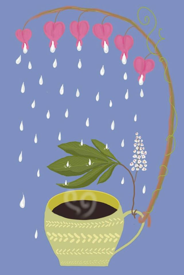 Rain in may - Milena Cholakova