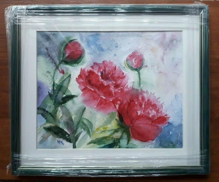 Peonies (FRM)