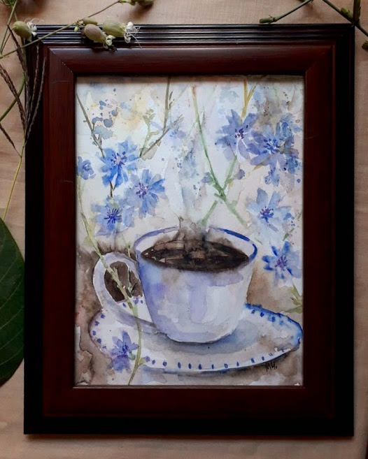 Chicory coffee II (FRM)