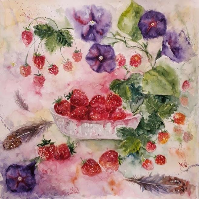 Strawberry swetness