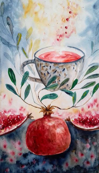 Чай от нар