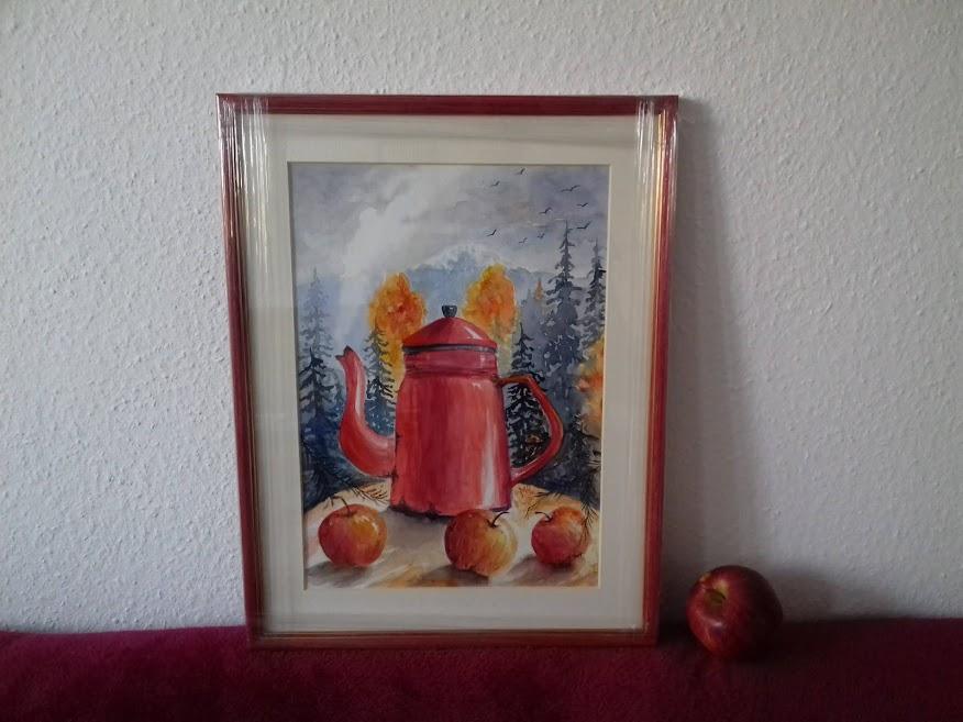 Червеният чайник (РМК)
