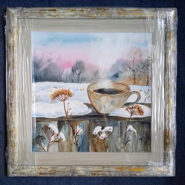 Snowy morning (FRM) - Milena Cholakova
