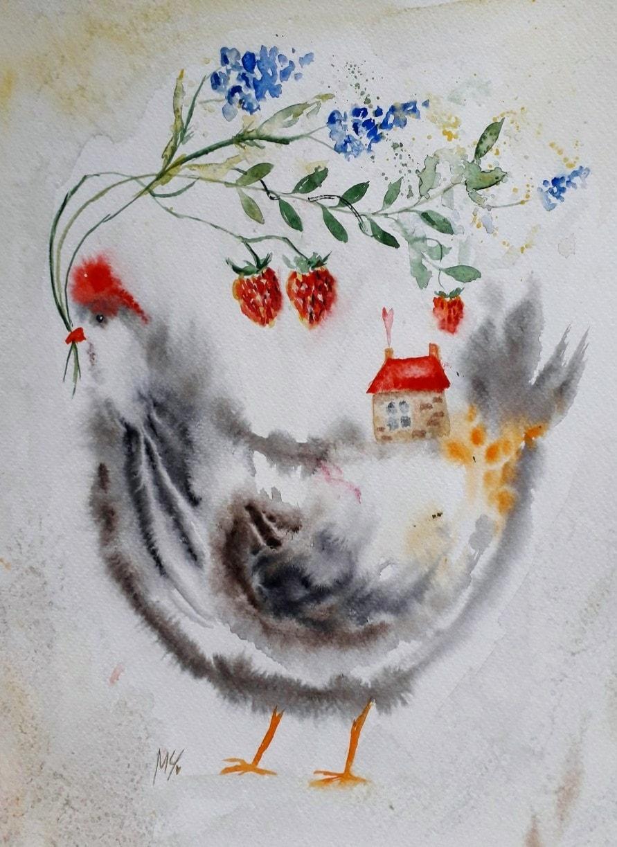 First day of spring - Milena Cholakova