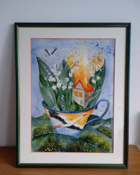 A cup of spring (FRM) - Milena Cholakova