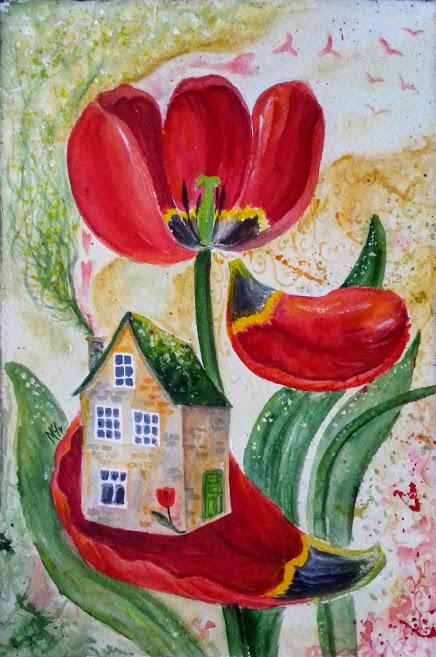 New beginning - Milena Cholakova