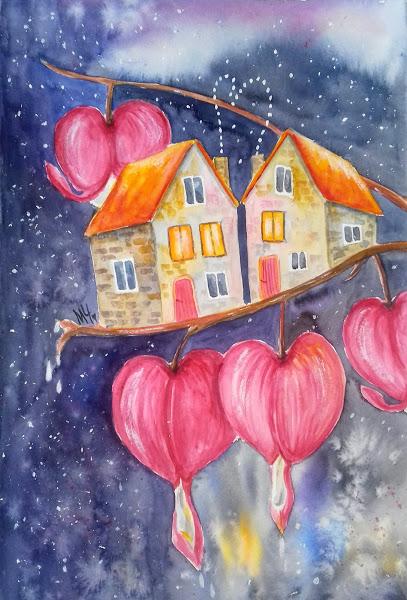 Сърцето на дома - Милена Чолакова