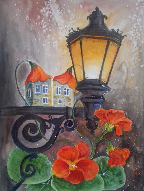 Brighter is the night - Milena Cholakova