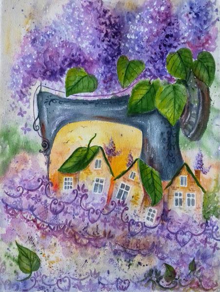 Spring lace - Milena Cholakova