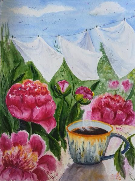 May breeze - Milena Cholakova