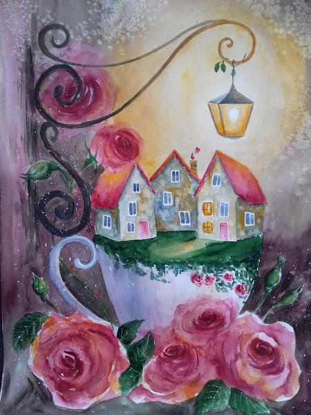Rose fragrance - Milena Cholakova