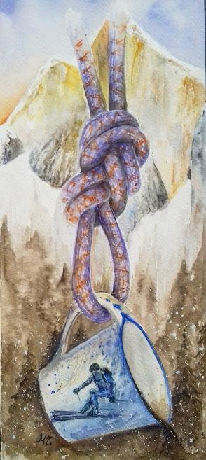 Figure 8 knot - Milena Cholakova