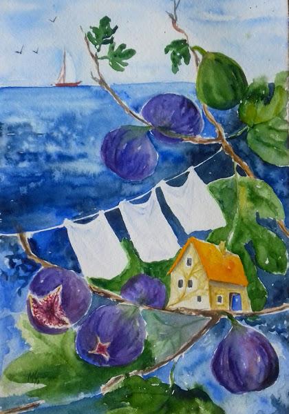 Fig fragrance - Milena Cholakova