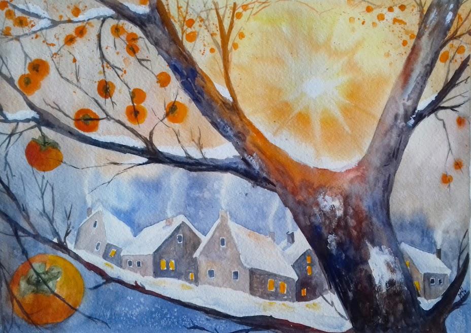 Winter solstice - Milena Cholakova